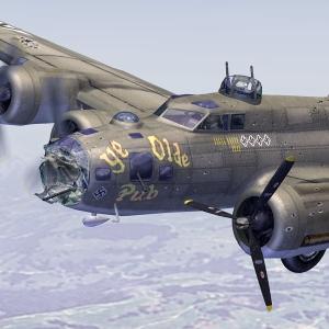 B-17F Ye Olde Pub